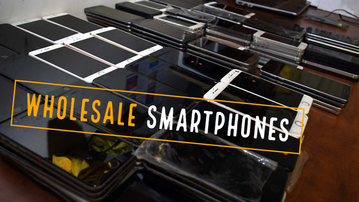 Wholesale Smartphones