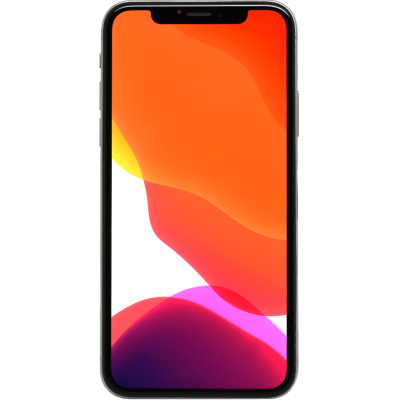 Wholesale Used Apple iPhone X Phone, front view with display on.png