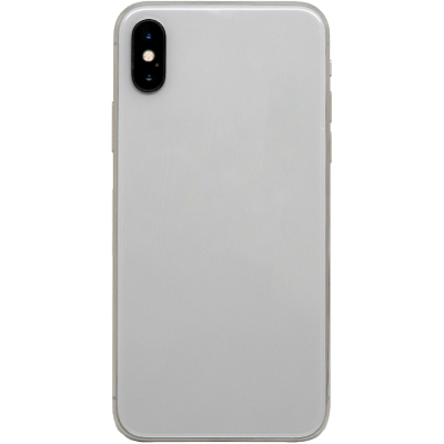 Wholesale Used Apple iPhone X Phone, rear view.png