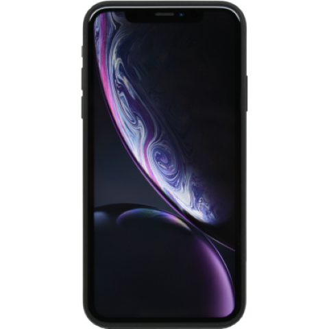 Wholesale Used Apple iPhone XR Phone, front view with display on.png