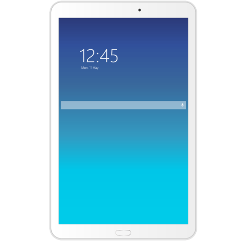 Wholesale Used Samsung Galaxy Tab White Tablet.png