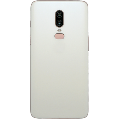 Wholesale Used OnePlus 6 Phone, rear view.png