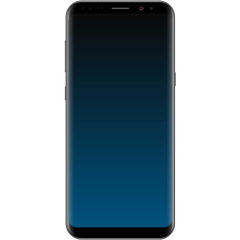 Wholesale Used Samsung Galaxy S8 Front Phone.png