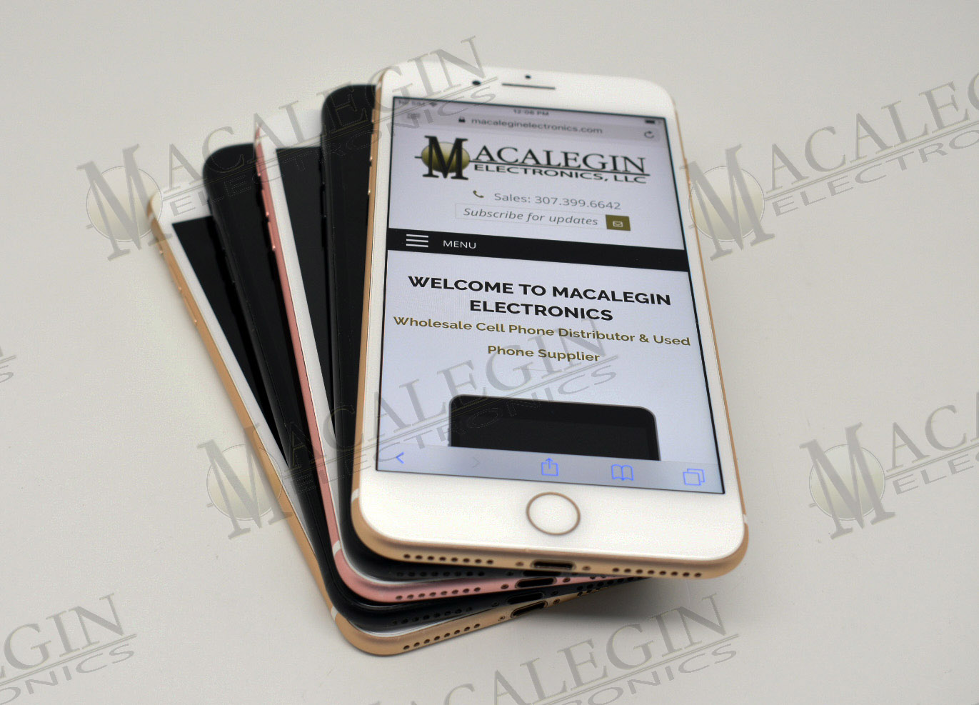 Used APPLE A1784 IPHONE 7 PLUS 32GB UNLOCKED in PGL condition for sale from Macalegin Electronics at $285 a piece.