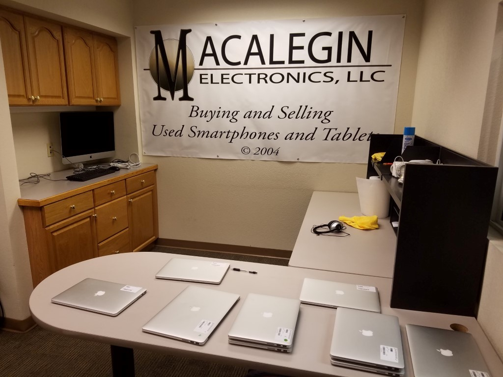 Macalegin Electronics Wholesale Used Apple Macbooks